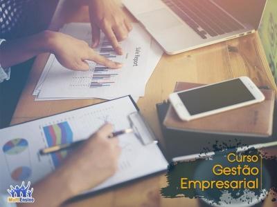 Curso de Gestão Empresarial - Veja detalhes