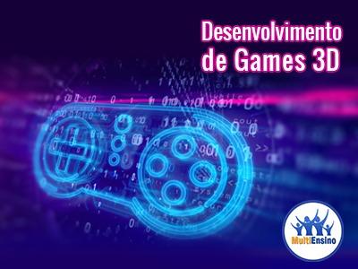 Desenvolvimento de Games 3D