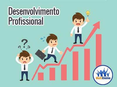 Desenvolvimento Profissional - Curso 100%  Gratuito - Veja Detalhes