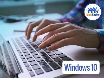 Curso de Windows 10 - Veja detalhes