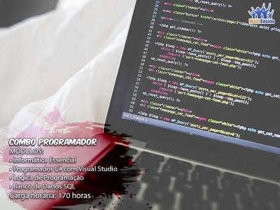 Curso Combo para Programação