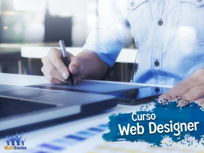 Curso de Web Designer - Veja detalhes