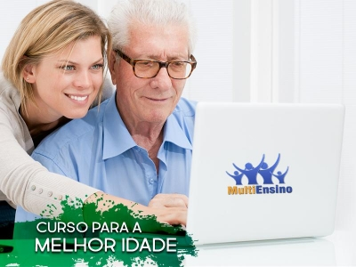 Curso para a Melhor Idade - Veja detalhes