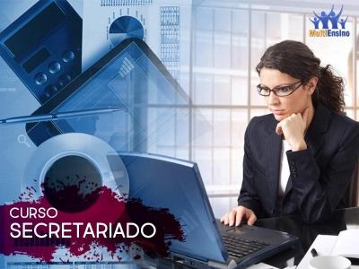 Curso Secretariado - Veja detalhes