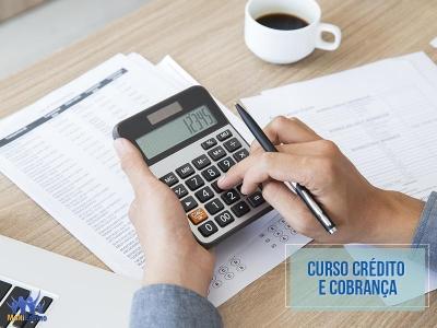 Curso Crédito & Cobrança - Veja detalhes