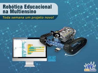 Curso de Robótica Educacional - Veja Detalhes