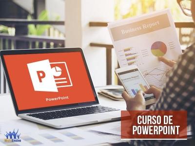 Curso de PowerPoint  - Veja detalhes