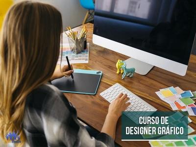 Curso Designer Gráfico - Veja detalhes